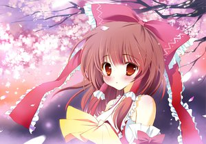 Rating: Safe Score: 41 Tags: blush hakurei_reimu japanese_clothes miko touhou User: HawthorneKitty