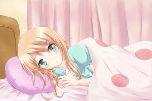 Rating: Safe Score: 113 Tags: aqua_eyes bed brown_hair kilias kousaka_kirino long_hair ore_no_imouto_ga_konna_ni_kawaii_wake_ga_nai User: SciFi