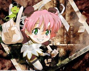 Rating: Safe Score: 2 Tags: animal anita_king frog read_or_die User: Oyashiro-sama