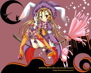 Rating: Safe Score: 11 Tags: animal_ears bunny_ears bunnygirl goth-loli halloween idolmaster lolita_fashion minase_iori panties striped_panties underwear witch User: Oyashiro-sama