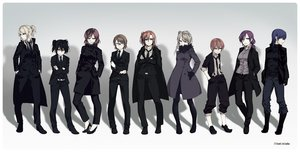 Rating: Safe Score: 118 Tags: ayase_eri ghost_in_the_shell ghost_in_the_shell:_stand_alone_complex group hoshizora_rin koizumi_hanayo kousaka_honoka love_live!_school_idol_project minami_kotori nishikino_maki parody sizuka_(takuma0) sonoda_umi suit tie toujou_nozomi yazawa_nico User: FormX