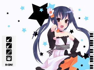 Rating: Questionable Score: 17 Tags: k-on! nakano_azusa User: rargy