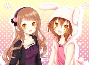 Rating: Safe Score: 111 Tags: brown_hair goma_(11zihisin) male original trap User: Maboroshi