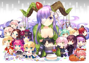 Rating: Safe Score: 45 Tags: aliasing artoria_pendragon_(all) astolfo benienma cat_smile chibi elizabeth_bathory_(fate) fate/grand_order fate_(series) fou_(fate/grand_order) fujimaru_ritsuka_(male) group helena_blavatsky_(fate) jack_the_ripper katsushika_hokusai kingprotea kiyohime_(fate/grand_order) leonardo_da_vinci_(fate) lord_el-melloi_ii male mash_kyrielight nero_claudius_(fate) okita_souji_(fate) saber scathach_(fate/grand_order) tamamo_cat tamamo_no_mae_(fate) tomoe_gozen ureshiijelek User: RyuZU