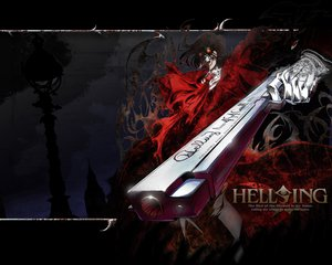 Rating: Safe Score: 48 Tags: alucard gun hellsing weapon User: happygestapo
