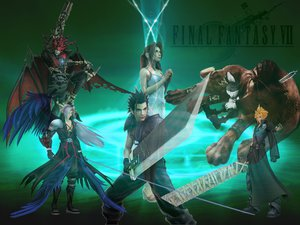 Rating: Safe Score: 21 Tags: aeris_gainsborough cait_sith cloud_strife final_fantasy final_fantasy_vii red_xiii sephiroth zack_fair User: zupertompa
