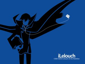 Rating: Safe Score: 17 Tags: all_male blue code_geass ipod lelouch_lamperouge male User: Oyashiro-sama