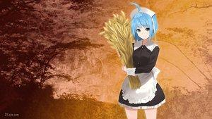 Rating: Safe Score: 59 Tags: blue_hair dlsite.com elle_sweet green_eyes maid natashya_(pommier) original short_hair User: winzz123
