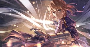 Rating: Safe Score: 1 Tags: armor blonde_hair fate_(series) fate/stay_night saber zicai_tang User: luckyluna