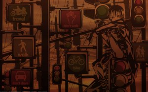 Rating: Safe Score: 15 Tags: kino kino_no_tabi User: connardman