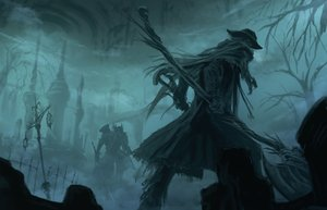 Rating: Safe Score: 9 Tags: bloodborne father_gascoigne_(bloodborne) gun sword tenmaso weapon User: mattiasc02