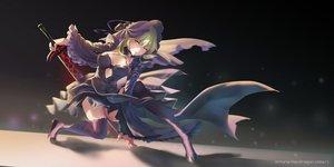 Fate/Grand Orderの壁紙 3000×1500px 1469KB