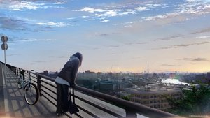 Rating: Safe Score: 121 Tags: bicycle building city clouds landscape original realistic scenic sky tanaka_ryosuke User: Flandre93