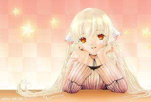 Rating: Safe Score: 70 Tags: chii chobits takesanhoukine User: FormX
