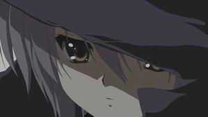 Rating: Safe Score: 75 Tags: brown_eyes close dark hat nagato_yuki purple_hair suzumiya_haruhi_no_yuutsu vector User: adi-quesso