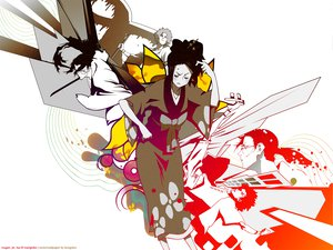 Rating: Safe Score: 22 Tags: fuu japanese_clothes jin mugen samurai_champloo vector User: pi-natsuu