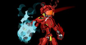 Rating: Safe Score: 32 Tags: black canti flcl robot User: Dust