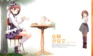 Rating: Questionable Score: 97 Tags: hirosaki_kanade kantoku scan your_diary User: gnarf1975