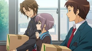 Rating: Safe Score: 25 Tags: brown_eyes brown_hair game_cg glasses koizumi_itsuki kyon male nagato_yuki purple_hair school_uniform short_hair suzumiya_haruhi_no_tsuisou suzumiya_haruhi_no_yuutsu tie User: SciFi