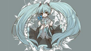 Rating: Safe Score: 37 Tags: hatsune_miku vocaloid User: HawthorneKitty