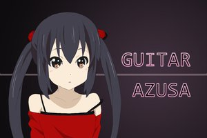 Rating: Safe Score: 30 Tags: k-on! nakano_azusa User: HawthorneKitty