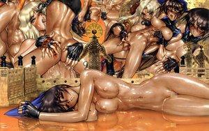 Rating: Explicit Score: 109 Tags: censored nipples nude shirow_masamune tagme User: 秀悟