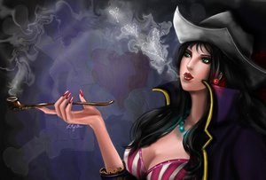 Rating: Safe Score: 26 Tags: one_piece smoking User: earl-phantomhive
