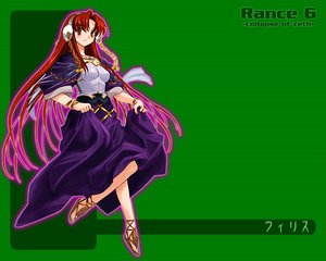 Rating: Questionable Score: 6 Tags: alice_soft rance rance_6 willis User: 秀悟