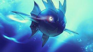 Rating: Safe Score: 12 Tags: animal carvanha close fish higa-tsubasa nobody pokemon polychromatic underwater water User: otaku_emmy