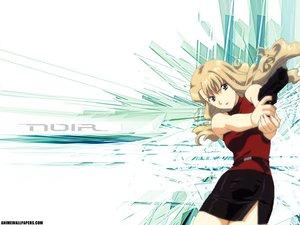 Rating: Safe Score: 4 Tags: blonde_hair blue_eyes gun mireille_bouquet noir weapon User: Oyashiro-sama