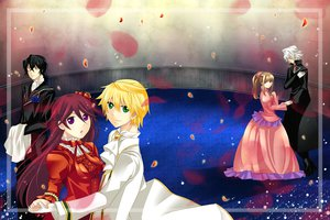 Rating: Safe Score: 4 Tags: alice_(pandora_hearts) gilbert_nightray oz_vessalius pandora_hearts sharon_rainsworth xerxes_break User: HawthorneKitty