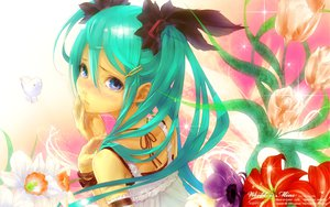 Rating: Safe Score: 175 Tags: flowers hatsune_miku redjuice vocaloid world_is_mine_(vocaloid) User: 秀悟