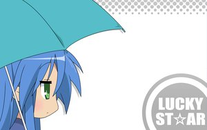 Rating: Safe Score: 7 Tags: izumi_konata lucky_star umbrella white User: Oyashiro-sama