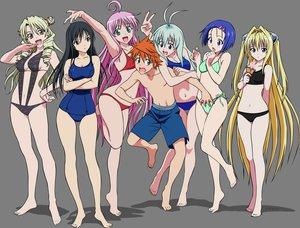 Rating: Questionable Score: 158 Tags: bikini golden_darkness kotegawa_yui lala_satalin_deviluke run_elsie_jewelria sairenji_haruna sawada_mio school_swimsuit swimsuit to_love_ru to_love_ru_darkness transparent vector yuuki_rito User: gnarf1975