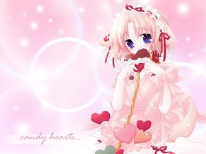 Rating: Safe Score: 25 Tags: animal_ears doggirl sakurazawa_izumi valentine User: Oyashiro-sama