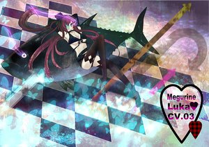 Rating: Safe Score: 34 Tags: black_rock_shooter cosplay megurine_luka vocaloid User: HawthorneKitty