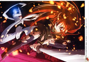 Rating: Safe Score: 21 Tags: alastor friagne marianne scan shakugan_no_shana shana sword weapon User: Oyashiro-sama