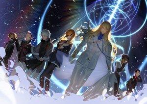 Fate/Grand Orderの壁紙 2067×1461px 3485KB