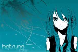 Rating: Questionable Score: 90 Tags: blue_hair hatsune_miku jpeg_artifacts miku_append vocaloid User: Lychi