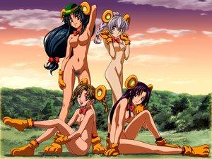 Rating: Explicit Score: 56 Tags: bonta-kun breasts censored chidori_kaname full_metal_panic hat mikihara_ren nipples nude teletha_testarossa tokiwa_kyoko User: Oyashiro-sama