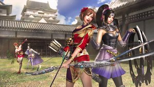Rating: Safe Score: 30 Tags: dynasty_warriors warriors_orochi User: Freenight