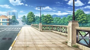 Rating: Safe Score: 25 Tags: building city clouds nobody nzwt original scenic sky tree water User: RyuZU