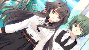Rating: Safe Score: 13 Tags: game_cg hananomiya_mizuho navel_(company) nishimata_aoi tsuki_ni_yorisou_otome_no_sahou User: Maboroshi