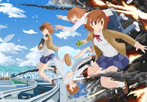 Rating: Safe Score: 27 Tags: last_order misaka_imouto misaka_mikoto misaka_misuzu to_aru_kagaku_no_railgun to_aru_majutsu_no_index User: Freenight