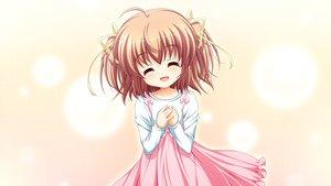 Rating: Safe Score: 14 Tags: dress game_cg higashibetsuin_rurumi loli orange_hair renai_kateikyoushi_rurumi_coordinate riffraff suzui_narumi User: luckyluna