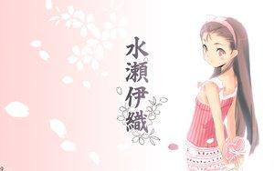 Rating: Safe Score: 20 Tags: brown_hair headband idolmaster kawata_hisashi long_hair minase_iori pink valentine User: wyokey