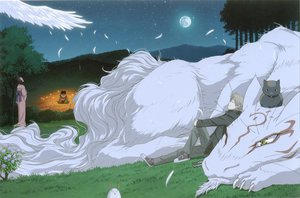 Rating: Safe Score: 22 Tags: benio madara male natsume_takashi natsume_yuujinchou User: Maboroshi