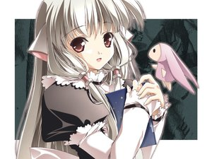 Rating: Safe Score: 3 Tags: atashi chii chobits User: Oyashiro-sama