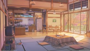 Rating: Safe Score: 209 Tags: arsenixc autumn book game_console jpeg_artifacts kotatsu love_money_rock'n'roll nobody realistic scenic tree watermark User: RyuZU