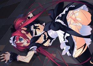 Rating: Explicit Score: 566 Tags: airi anus bondage murakami_suigun pussy queen's_blade uncensored User: garypan